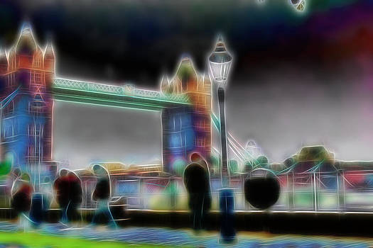 Steve K - Tower Bridge Surrealism