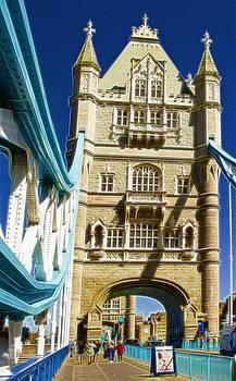 David French - Tower Bridge Thames London