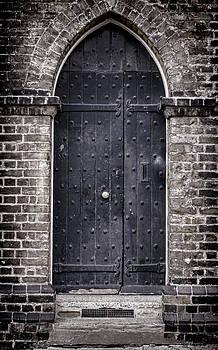Heather Applegate - Tower Door