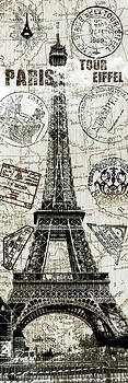 Tower Eiffel by Khiet Bui