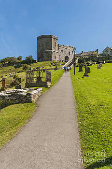 Steve Purnell - Tower Gatehouse and Bell Tower