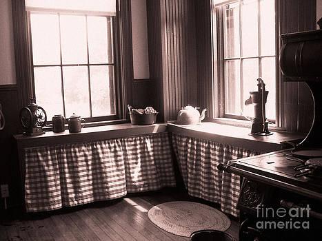 Tower Grove Kitchen by Sue Midlock