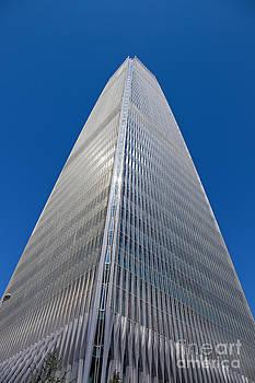 Fototrav Print - Tower in Beijing CBD China