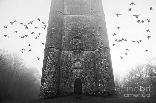 Simon Bratt Photography LRPS - Tower in the mist