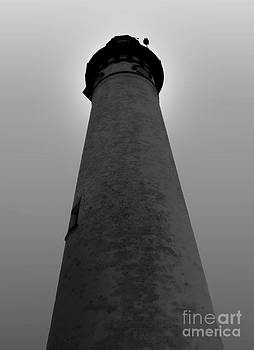 Tim Richards - Tower of Light BW