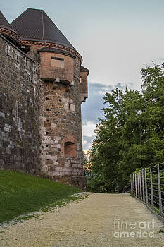 Vyacheslav Isaev - Tower of Ljubljana Castle