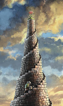 Tower Of Mabel by Santiago Vecino