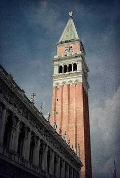 Tower of Venice by Vladimiras Nikonovas