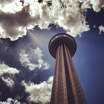 #toweroftheamericas #sky by Sarah Johanson