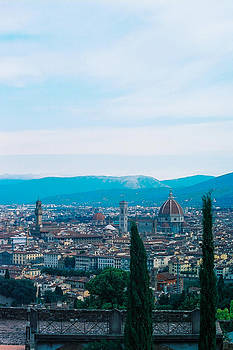 Towers of Florence by Noah Siano