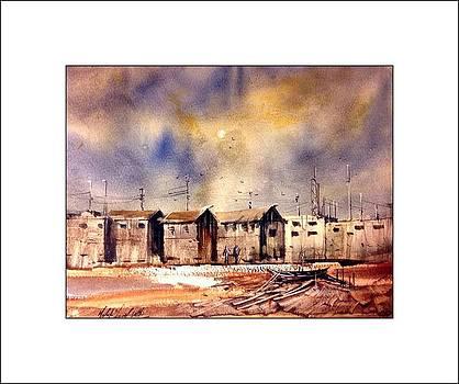 Town by Malik Tariq