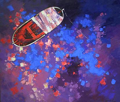 Anastasija Kraineva - Toy boat