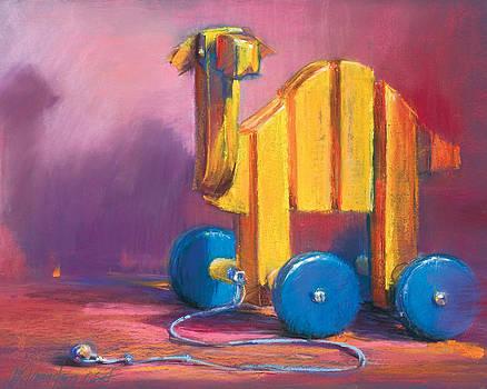 Toy Camel by Beverly Amundson