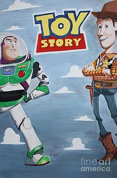 Toy Story by Judy Groves