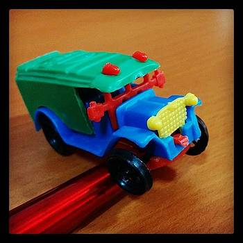 #toy #truck by Rachit Vats