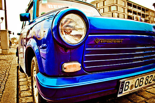 Trabant in Color by Calvin Hanson
