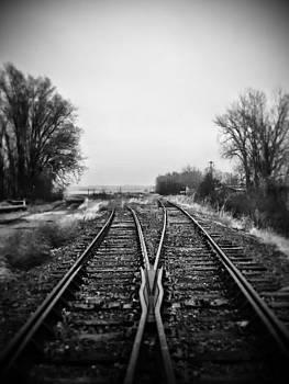 tracks split in Missouri. by Dustin Soph