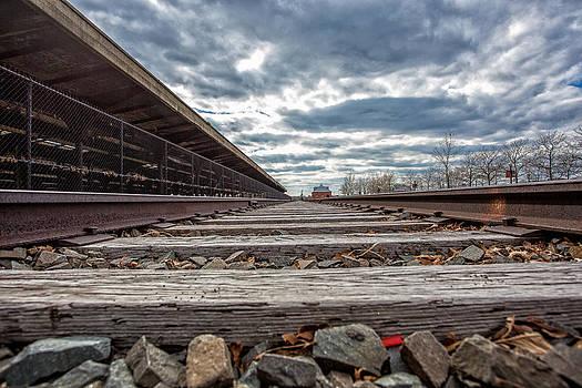 Tracks to a New Life by John Dryzga