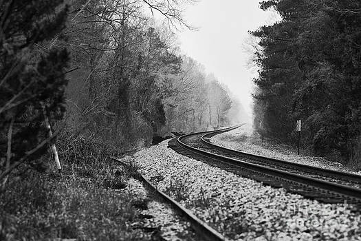 Tracks To No Where by Russell Christie