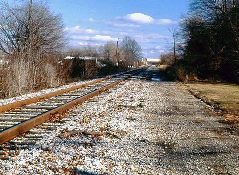 Gary Wonning - Tracks to Nowhere