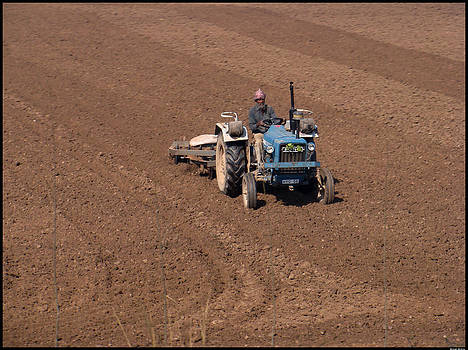 Bliss Of Art - Tractor
