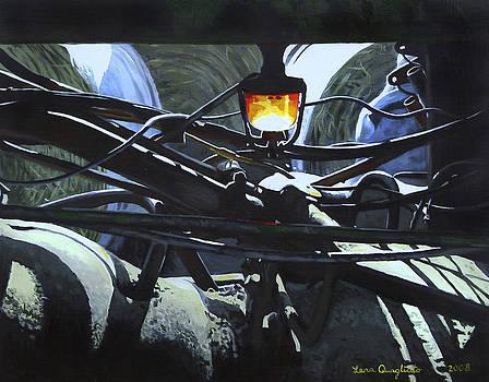 Tractor Jewel by Lena Quagliato