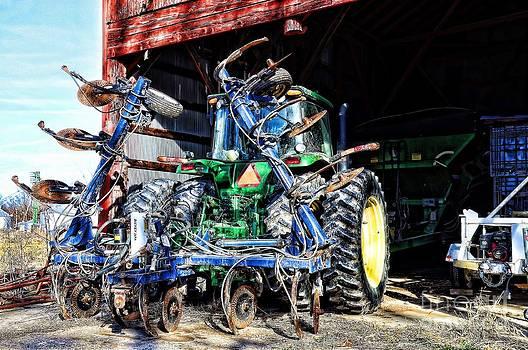 Liane Wright - Tractor