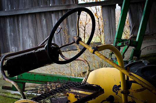 Tractor by Off The Beaten Path Photography - Andrew Alexander