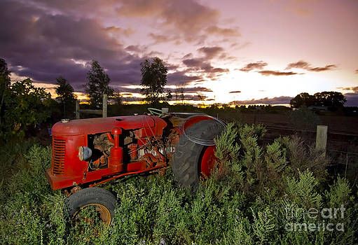 Tim Hester - Tractor