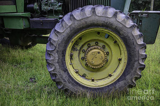 Dale Powell - Tractor Tire