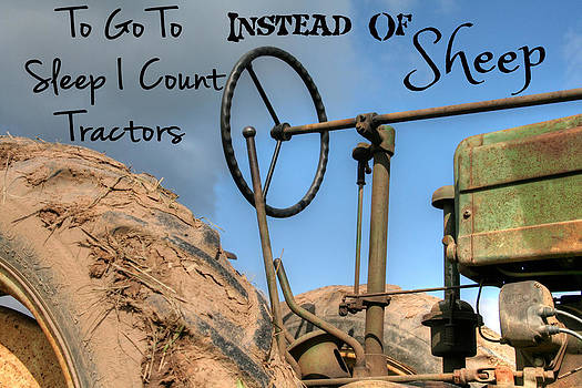 Tractors Not Sheep by Heather Allen