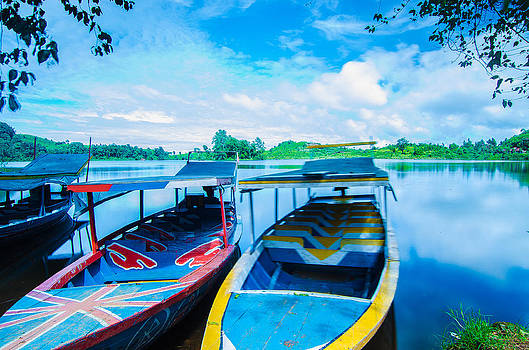 Traditional Boats by Erwin Sembiring