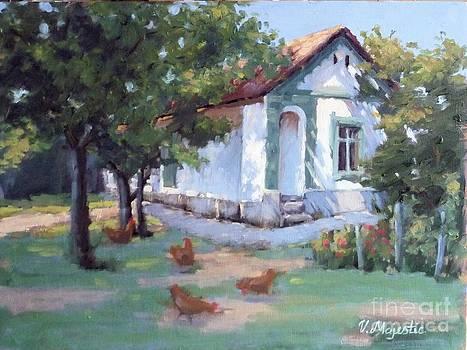 Traditional European House by Viktoria K Majestic