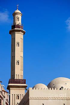Fototrav Print - Traditional minaret architecture in Dubai