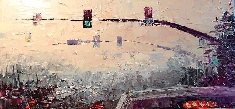 Traffic 1 by Laura Skoglund