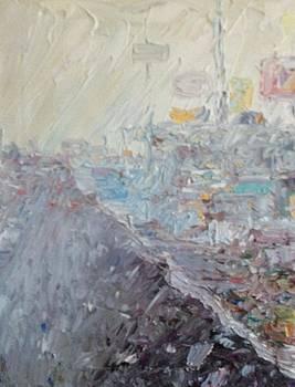 Traffic #3 by Laura Skoglund