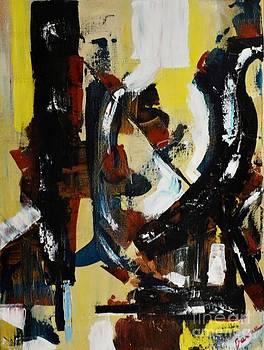 Traffic Jam by Shirley Barone