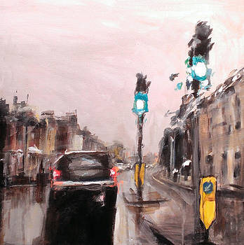 Traffic Lights 2 by Paul Mitchell