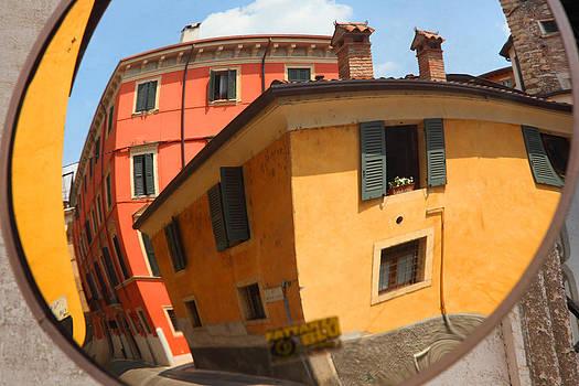 Susan Rovira - Traffic Mirror Soave Italy