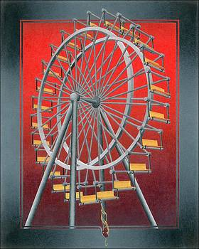 Tragedy at the Amusement Park by Ron Haas