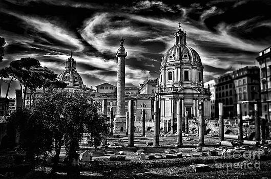 Traiano column by Alessandro Giorgi Art Photography
