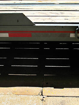 Trailer Parked by Ross Odom