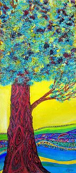 Trails to the Tree by Catherine Jeffrey