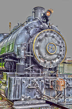 Train 75 by Carrie Cooper