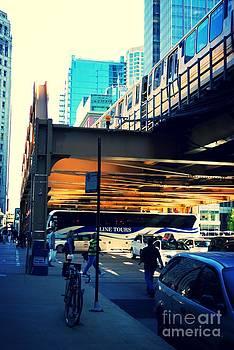 Frank J Casella - Train. Bike. Car. Bus. Walk.