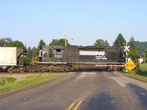 Melissa Lightner - Train Block