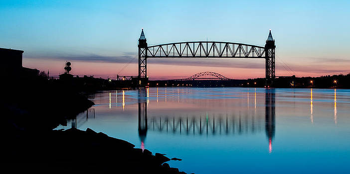 Train Bridge by Adam Caron