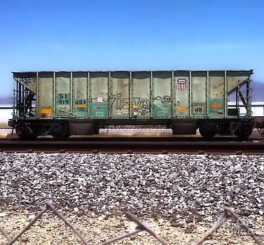 Gregory Dyer - Train Car