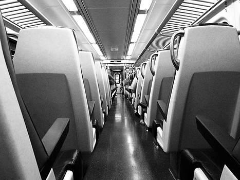 Train Car by Sam Newton