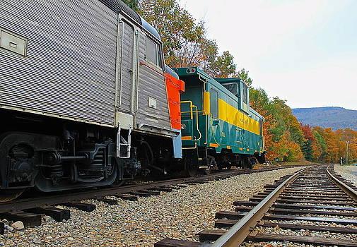 Amazing Jules - Train in New Hampshire